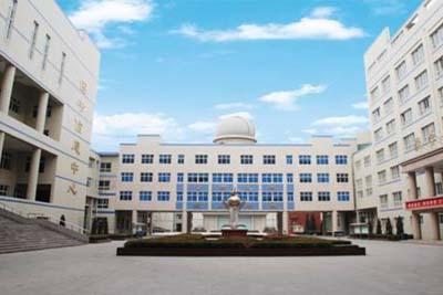 成都市龙泉驿区卫生学校-教学区