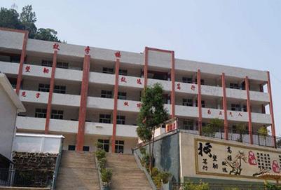 甘孜卫校教学楼