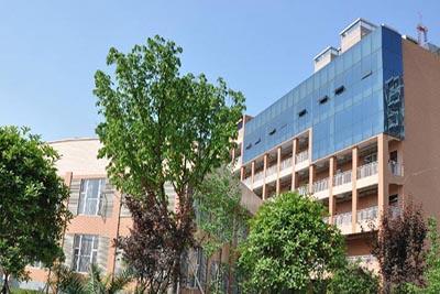 眉山卫生职业学校教学楼