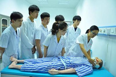 绵阳丰谷卫校-康复治疗技术专业