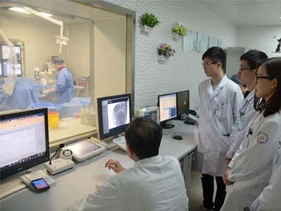 医学影像技术专业-观摩