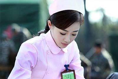护理专业—最美护士